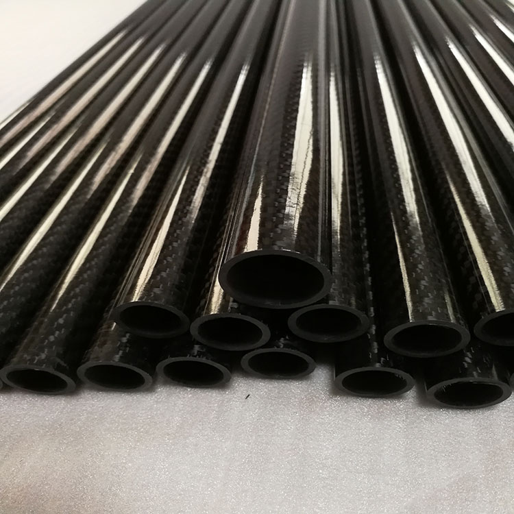 Factory Directly sell carbon fiber round tube of High Quality Featured Image