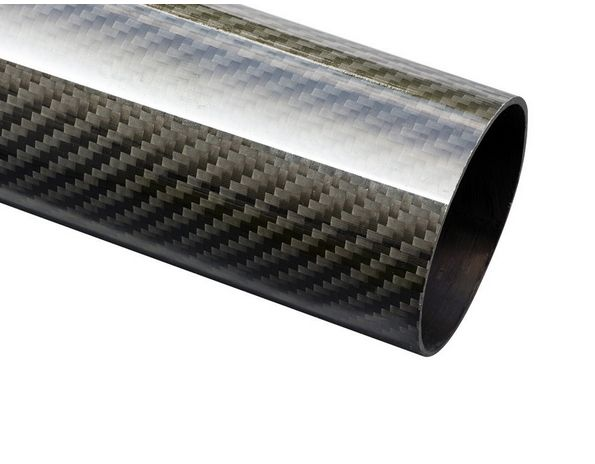 High quality 3k carbon fiber heat pipe carbon fiber tube 15mm 16mm 17mm 18mm 19mm 20mm carbon fiber heat pipe Featured Image
