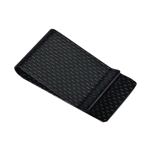 Factory made hot-sale Men Money Clip Leather Wallet -