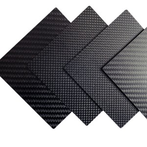 Carbon Fibre Sheet Cutting