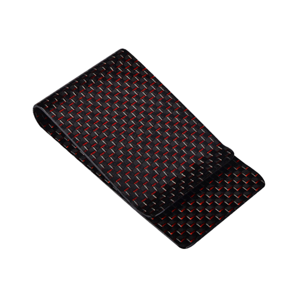 China New Product Real Carbon Fiber License Plate Frame -
